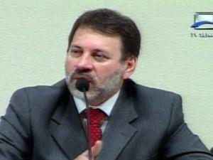 Delúbio Soares (Foto: Reprodução Globo News)