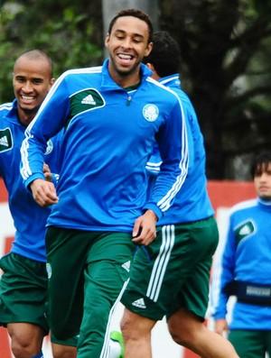 Wellington Palmeiras (Foto: Marcos Ribolli / globoesporte.com)