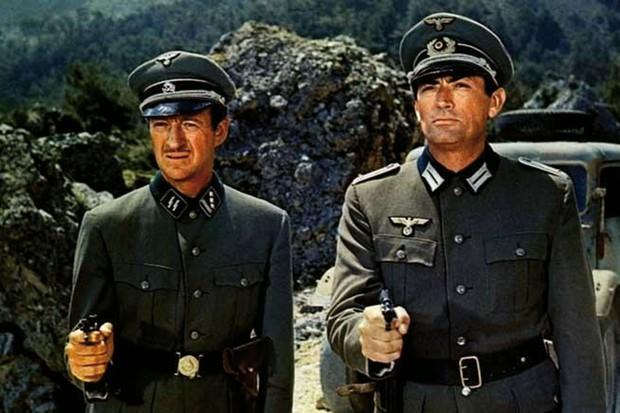 Os Canhões de Navarone (1961) (Foto: Divulgação)