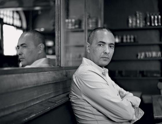 Kamel Daoud escritor (Foto: BERTRAND LANGLOIS/AFP)