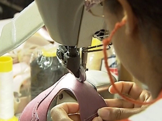 406d2dce0 Apesar da crise mundial, indústrias querem voltar a exportar (Foto:  Reprodução / TV