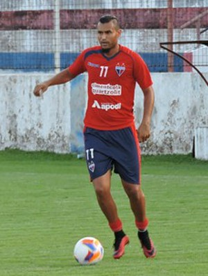 Ricardo Jesus, Fortaleza (Foto: Rafael Silva/Fortaleza)