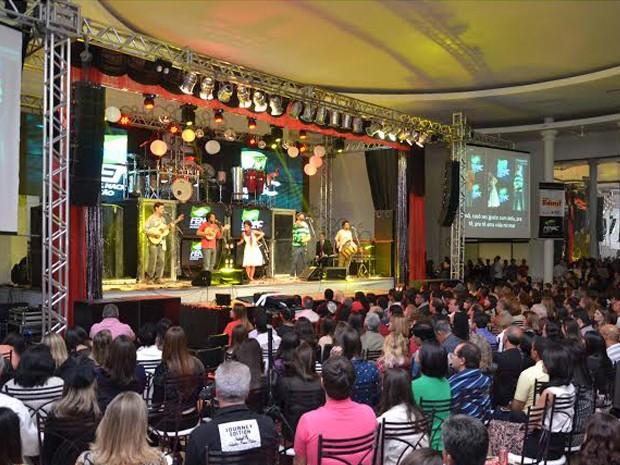 Festival Nacional da Canção abre período de inscrições para edição de 2015 (Foto: Luiz Braga / Fenac Divulgação)