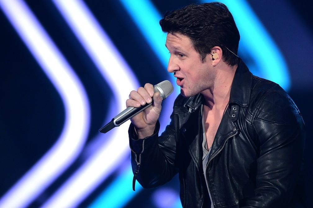 Matthias Steiner começou a carreira como cantor (Foto: Sascha Steinbach/Stringer/Getty Images)