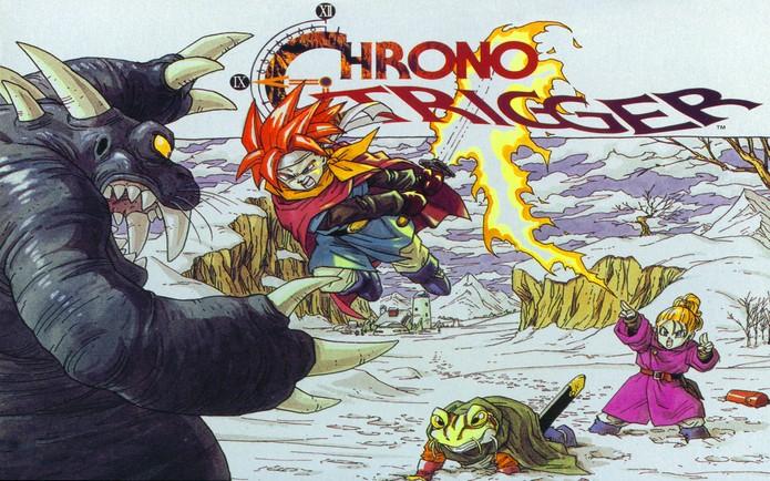 O design de Akira Toriyama em Chrono Trigger (Foto: Divulgação/Square Enix)