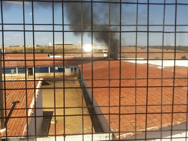 Briga de facções deixou um morto no Pereirão, em Caicó (Foto: Divulgação/Polícia Militar)