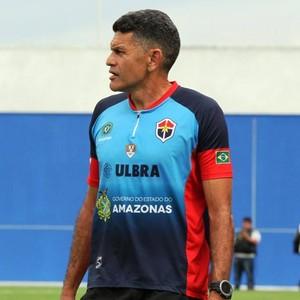 João Carlos Cavalo técnico Fast (Foto: Antonio Assis/FAF)
