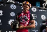 Kelly Slater desbanca havaianos na decis�o e � campe�o no Pipe Pro