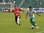 Juventude e Brasil de Pelotas fazem jogo movimentado, mas ficam no zero
