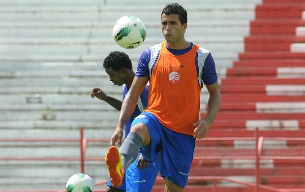 Ronaldo Alves - Náutico (Foto: Aldo Carneiro / Pernambuco Press)