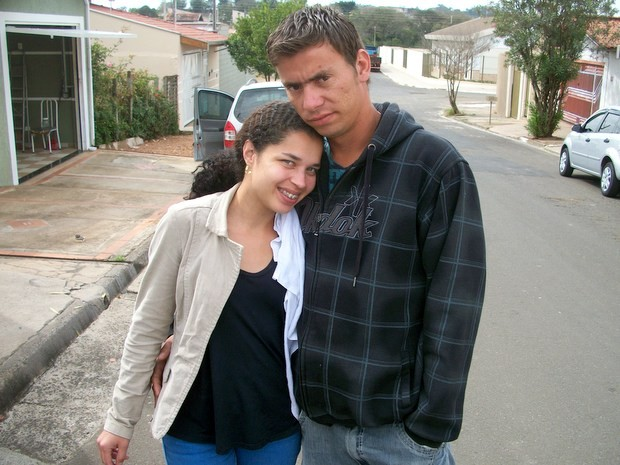 Elisangela Roberto e Anderson Pedrazoli morreram em acidente em Piracicaba (Foto: Arquivo Pessoal)