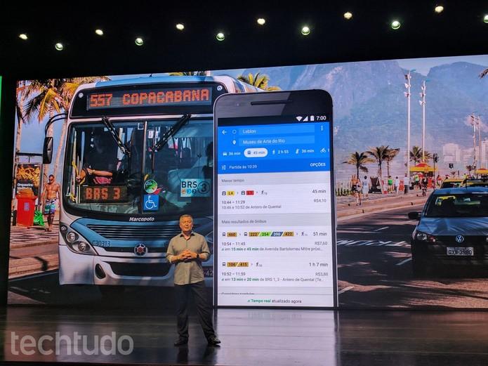 Google Maps vai deixar usuário compartilhar localização no celular  (Foto: Melissa Cruz/TechTudo)