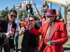 Festa de aniversário de pai de Michael Jackson no Brasil vai custar R$600 mil