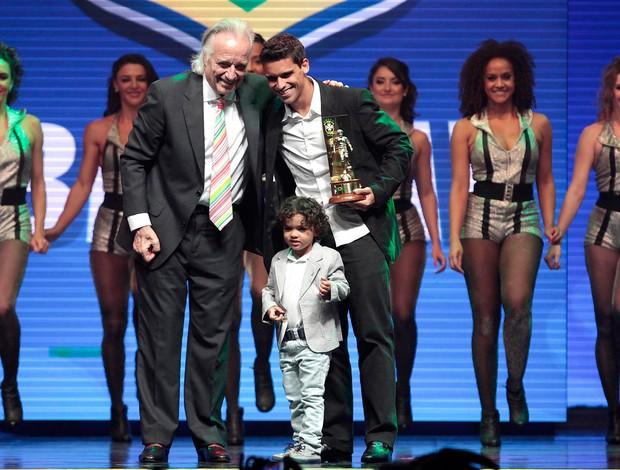 Jean volante Brasileirão 2012 (Foto: Miguel Schincariol / Globoesporte.com)