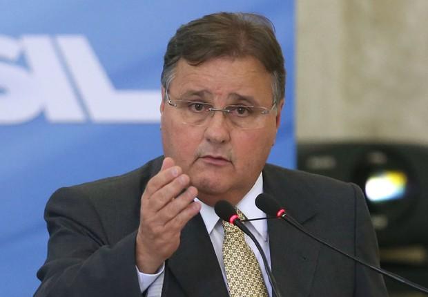 O ministro Geddel Vieira Lima participa de cerimônia do Dia Nacional da Micro e Pequena Empresa (Foto: Valter Campanato/Agência Brasil)