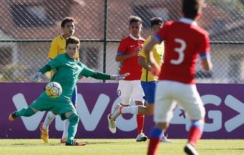 Goleiro do Avaí é convocado pela terceira vez para a seleção sub-17