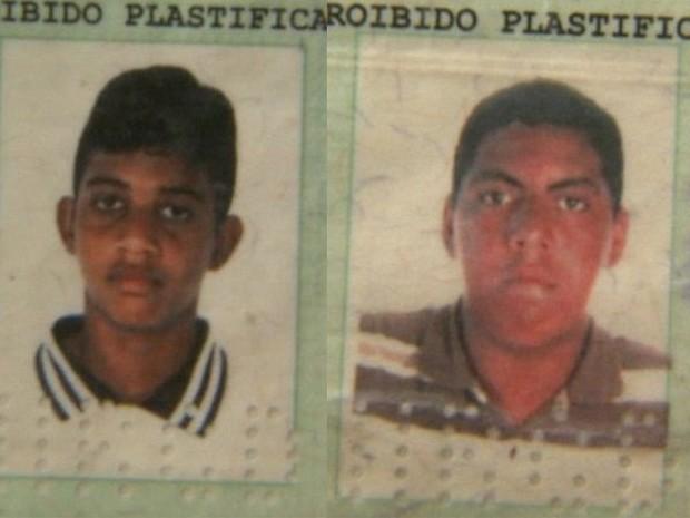 Adolescentes morreram durante troca de tiros com os militares (Foto: Reprodução/EPTV)