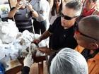 Polícia Civil incinera 70kg de cocaína, maconha e crack apreendidas em RR