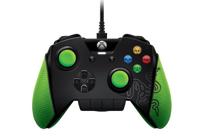 Controle da Razer Wildcate para Xbox One