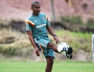 Treino Fluminense - Cristóvão Borges (Foto: Nelson Perez / Fluminense FC)