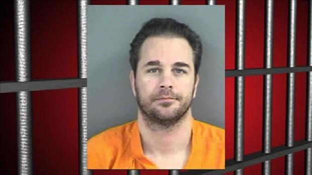 Jon Herb, ex-piloto da Indy, foi preso por pedofilia (Foto: Reprodução)