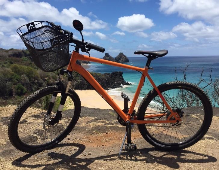 Bicicletas em Noronha 4