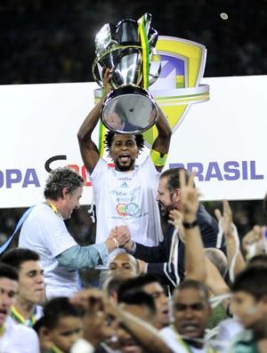 Zé Roberto Palmeiras título (Foto: Marcos Ribolli)