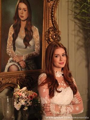 Marina Ruy Barbosa de novo como Nicole (Foto: Carol Caminha/TV Globo)