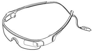 Android Glass (Foto: Reprodução)