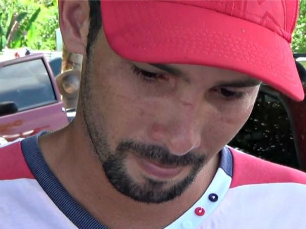 Almeida foi condenado a 9 anos de prisão por tráfico de drogas  (Foto: Jhonatas Fabrício/TV Cruzeiro do Sul )