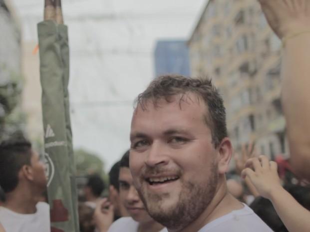 No Movimento da Fé josé (Foto: Divulgação/Fernando Segtowick)