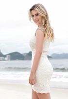 Fernanda Keulla festeja 2013 e planeja futuro com André: 'Quero três filhos'