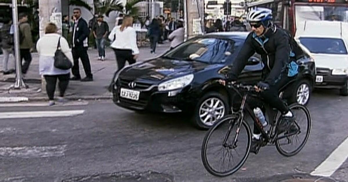 Ciclistas e motoristas devem se entender, defendem especialistas