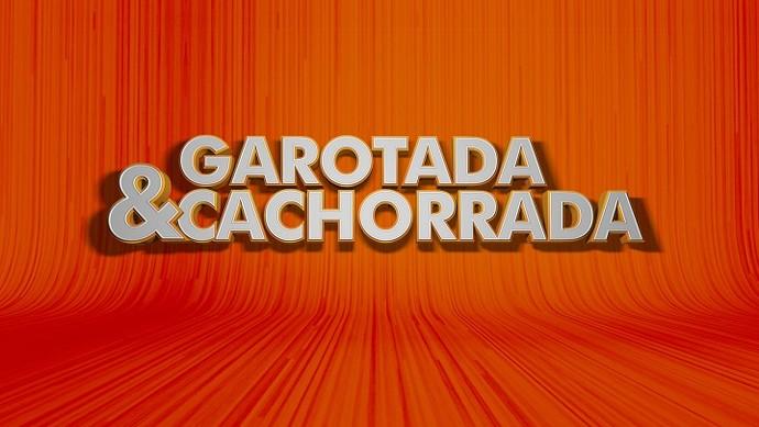 'Garotada & Cachorrada' é o novo quadro do 'Domingão' (Foto: TV Globo/Divulgação)