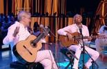 Caetano Veloso e Gilberto Gil cantam 'Desde que o samba é samba'