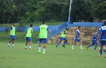 Em reapresentação após Copa do Brasil, Altos treina com seis desfalques