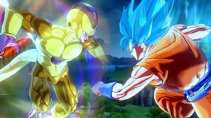 Dragon Ball Xenoverse 2 explora fatos mais recentes da história do desenho animado, como o filme O Renascimento de Freeza (Foto: Reprodução/iTech Post)