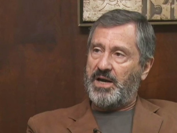 Torquato Jardim, novo ministro da Transparência, em entrevista ao G1 em 2013 (Foto: Reprodução/G1)