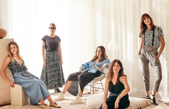 829d5c9d74cab Paula Raia para a Riachuelo  coleção chega às araras em novembro - Vogue    Moda