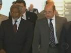 Kofi Annan chega a Síria para discutir o conflito com representantes do país