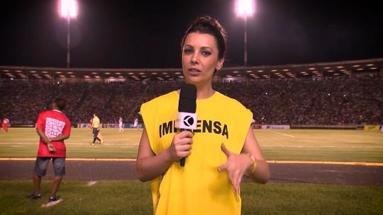 Carona exibe especial sobre evento 'Futebol Contra a Fome'