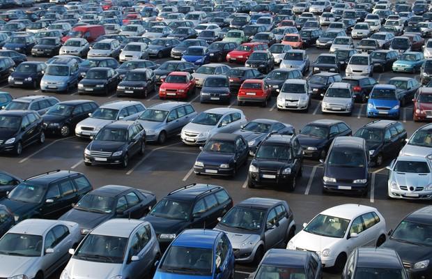 Vendas de veículos na Alemanha (Foto: Divulgação)