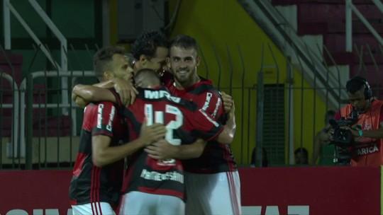 """""""Goleador"""" na 1ª passagem, Juan volta a marcar pelo Flamengo após 15 anos"""