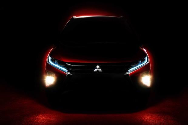 Faróis e lanternas em X dão o tom da linguagem atual da Mitsubishi no novo Eclipse Cross (Foto: Divulgação)