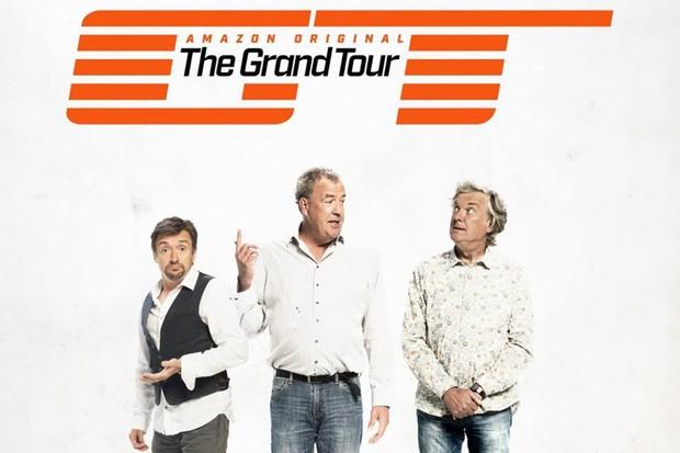 The Grand Tour (Foto: Reprodução/Facebook)