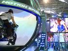 VÍDEO: Salão Duas Rodas desafia até quem nunca andou de moto