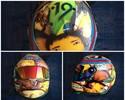Massa, Vettel e Alonso usam pinturas especiais de capacetes em Mônaco