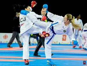 Natália Brozulatto foi campeã dos Jogos Pan-Americanos em Toronto