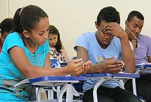 Este será o primeiro grupo de estudantes quilombolas a ingressar na UFPA. (Foto: Alexandre Moraes/ Divulgação UFPA)