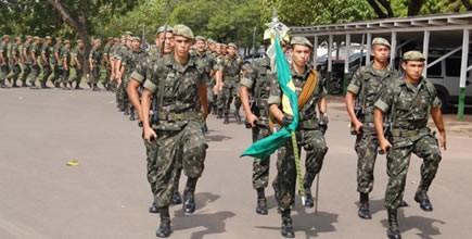 Batalhão de exército traz esporte e solidariedade em semana do soldado (Foto: Divulgação/Exército)